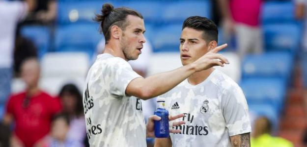 El Real Madrid comienza la operación salida   FOTO: REAL MADRID