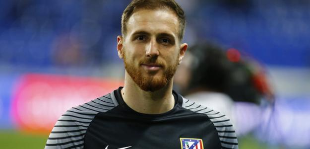 Jan Oblak, guardameta del Atlético. Foto: Atleticodemadrid.com