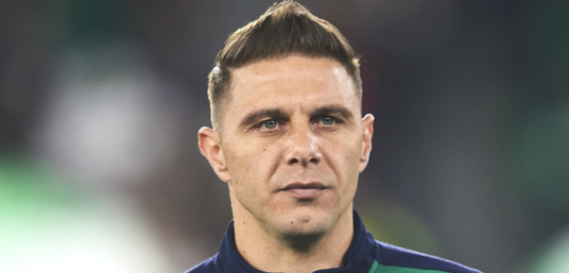"""Joaquín Sánchez: la noche y el día como jugador y como accionista del Real Betis """"Foto: hola.com"""