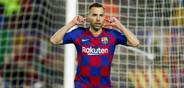 Cinco laterales izquierdos ideales para reemplazar a Jordi Alba