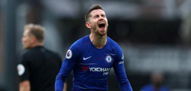 El PSG negocia con el Chelsea la cesión de Jorginho
