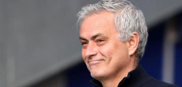 "José Mourinho ya le enseñó la puerta de salida al primer jugador de la Roma ""Foto: AS"""