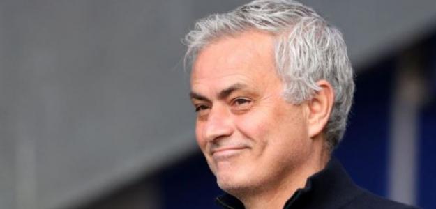 """El delantero 'low-cost' que quiere Mourinho para la AS Roma """"Foto: Daily Mail"""""""