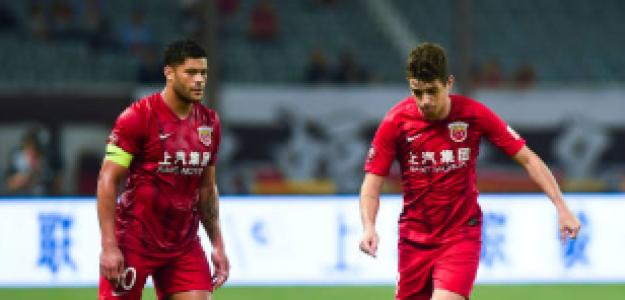 """""""Los quince jugadores mejor pagados de la Superliga China. Foto: Getty Images"""""""