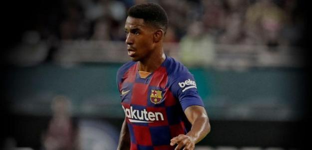 Júnior Firpo está dispuesto a marcharse del Barcelona / FCBarcelona.es