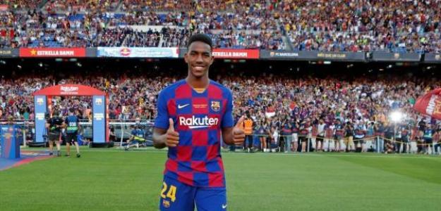 El Barça escucha a los pretendientes de Júnior y le pone precio | FC Barcelona