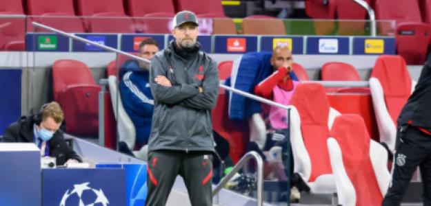 """""""Klopp encuentra al sustituto de Van Dijk para el Liverpool en casa. Foto: Getty Images"""""""