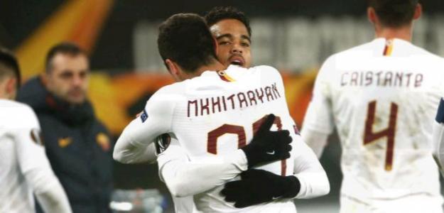 El intercambio de Arsenal y Roma con Henrikh Mkhitaryan y Justin Kluivert