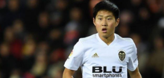 """Kang-In Lee y sus planes de futuro en el Valencia """"Foto: Superdeporte"""""""
