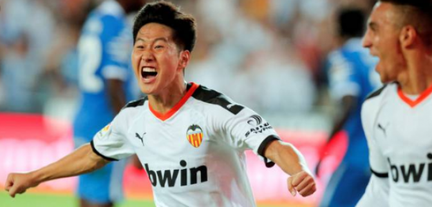 "Kang-in Lee para la Copa del Rey ""Foto: AS"""