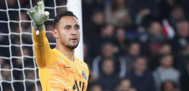 Keylor Navas regresa al Santiago Bernabéu / Leparisien.fr