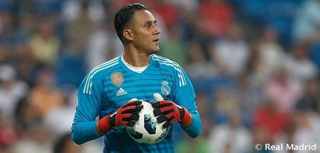 Keylor provoca incomodidad en el Real Madrid / RealMadrid.com