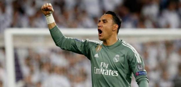 La venganza que retrata a Keylor Navas en el Real Madrid