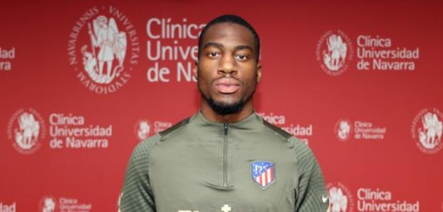 Kondogbia saca del Atlético a un Nehuén que apunta a la Serie A