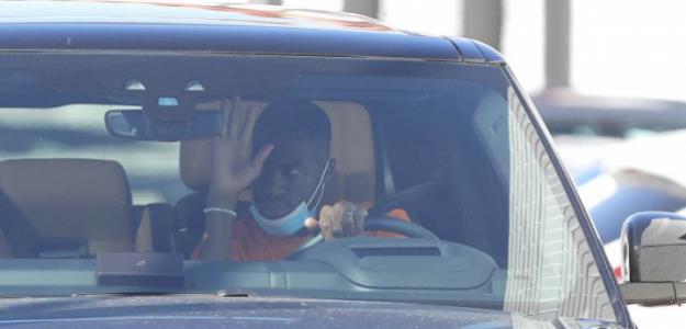 ÚLTIMA HORA: Kondogbia ya está en el Wanda Metropolitano. Foto: AS