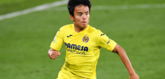 """Kubo, fuera del Villarreal./ Foto: Getty Images"""