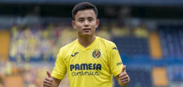Kubo se harta y medita dejar el Villarreal en enero