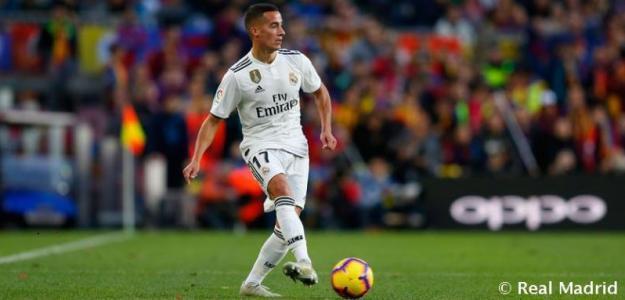 La difícil situación de Lucas Vázquez en el Real Madrid / Twitter