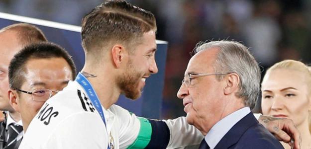 El futuro de Sergio Ramos estaría en Italia / RTVE.es