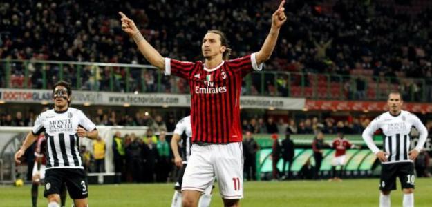 La lesión de Ibrahimovic queda en un susto, sigue siendo un titán / Cadenaser.com
