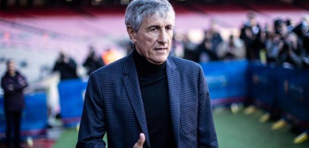 Las rajadas de Setién sobre la salida de Arthur Melo del Barcelona. Foto: La Vanguardia