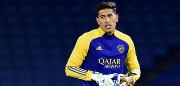 La oferta que ha aceptado Boca Juniors por Esteban Andrada