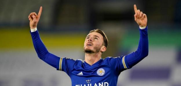 Los cuatro jugadores que ha ofrecido el Arsenal al Leicester por Maddison