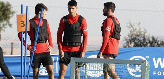 El Atlético de Madrid busca juntar a todas sus estrellas / Marca
