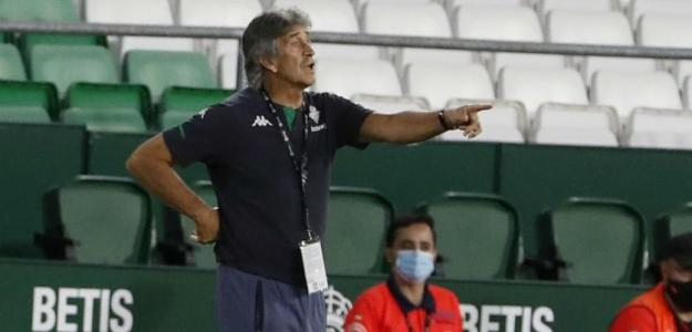 Las posiciones que el Betis reforzará en enero / Elintra.com