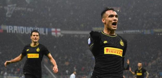 Las cuatro estrellas que maneja el Manchester United para su ataque   FOTO: INTER DE MILAN