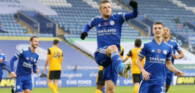 """El Leicester, un equipo europeo con menos de 50 millones de euros invertidos """"Foto: Eurosport"""""""
