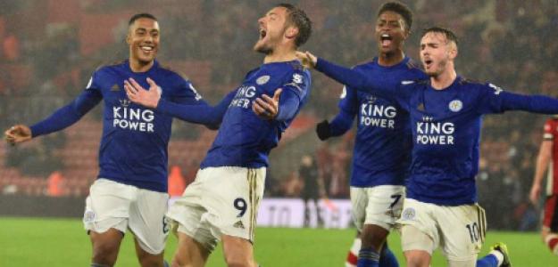 """Los 5 más destacados de la temporada en el Leicester """"Foto: El País"""""""