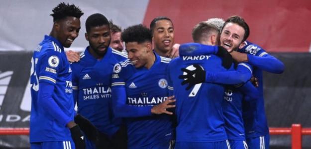 ¿Por qué el Leicester es de los mejores de la Premier League?