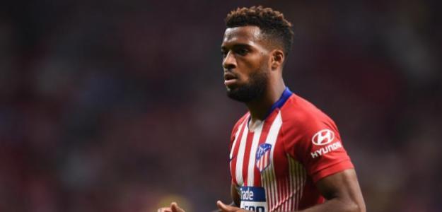 El Atlético tiene solución para el 'problema Lemar' / Talksport.com