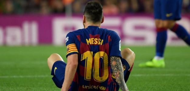 Nuevo ridículo en el Barcelona: Ocultan la lesión de Leo Messi. Foto: FC Barcelona