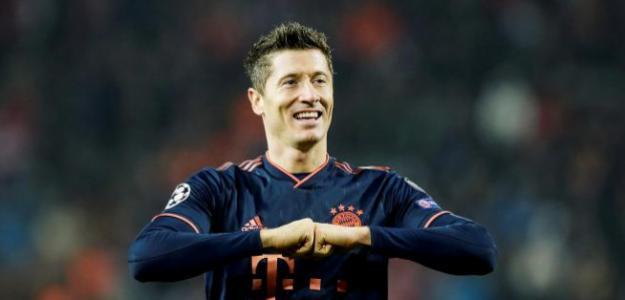 Lewandowski podría romper uno de los récords de Messi | 20 Minutos