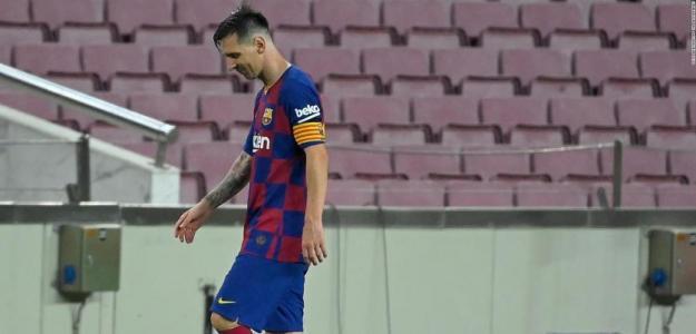Lionel Messi no quiere renovar y pone fecha a su salida del Barcelona | FOTO: FC BARCELONA