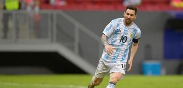 Lionel Messi acepta la oferta de renovación del Barcelona