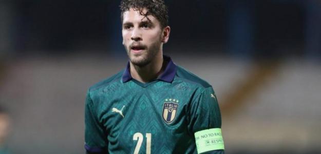 Manuel Locatelli, la nueva perla que vigilan Inter y Juventus | foto: selección italaian