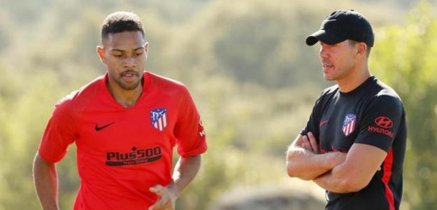 Fichajes Atlético: Nuevo objetivo para el lateral zurdo. Foto: mundodeportivo.com