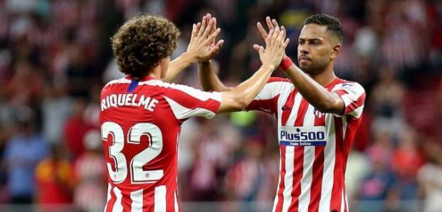 El cambio radical de Renan Lodi en el Atlético
