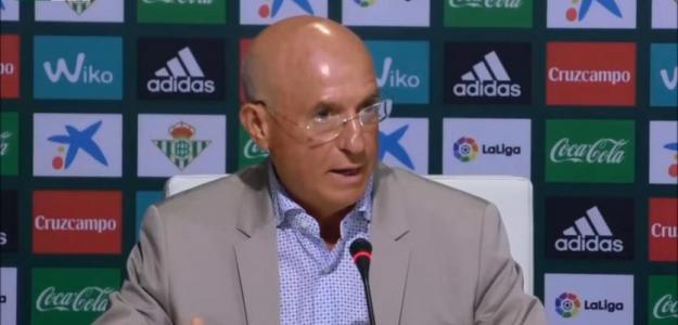 Lorenzo Serra Ferrer en rueda de prensa. Foto: Youtube.com