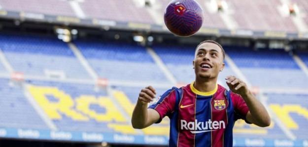 Los tres grandes equipos que han preguntado por Sergiño Dest / FCBarcelona.es