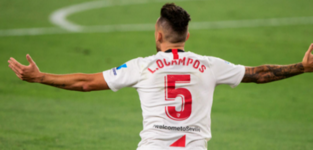 """Los 3 futbolistas del Sevilla que deben dar un paso adelante sin Ocampos """"Foto: El Correo de Andalucía"""""""
