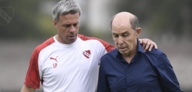 """Independiente cerró su segundo refuerzo del mercado """"Foto: TyC Sports"""""""