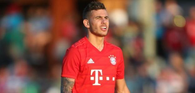 El motivo principal de Lucas Hernández para irse al Bayern