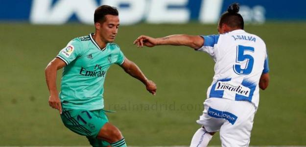 El Tottenham prepara su primera oferta por Lucas Vázquez    FOTO: REAL MADRID