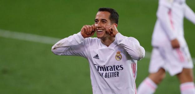 La Premier League llama a la puerta de Lucas Vázquez