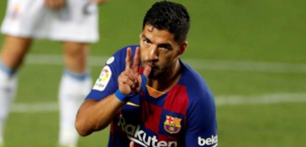 """El destino de Luis Suárez podría estar en Argentina """"Foto: Mundo Deportivo"""""""