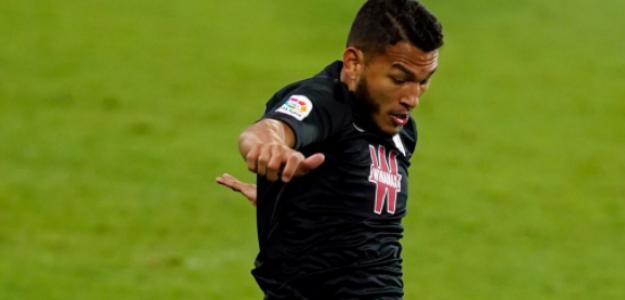 """Luis Suárez ya carbura con el Granada """"Foto: VAVEL.com"""""""